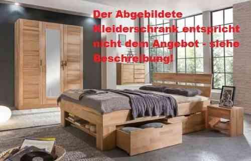 Schlafzimmer Sofie Kernbuche massiv geölt